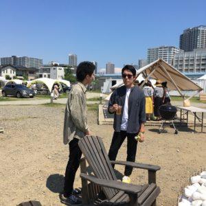 中田氏とダイキさん